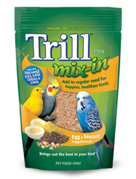 Trill Mix-Ins Egg & Biscuit